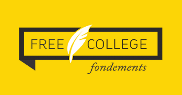 FREE COLLEGE Fondements 2017-2018