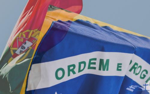 Celebração em português no sábado 21 de julho às 17 horas