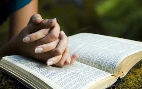 Prière féminine