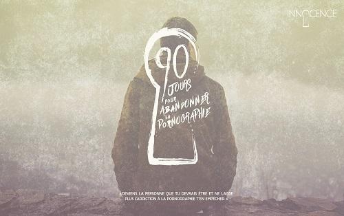 90 jours pour abandonner la pornographie