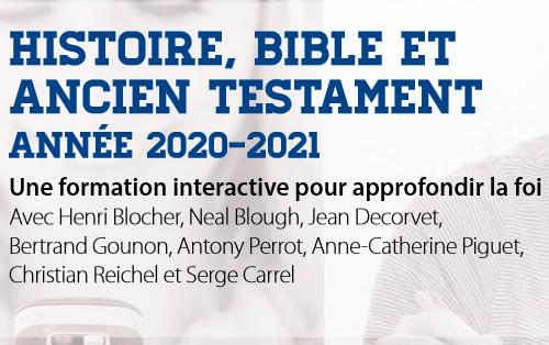 Histoire, Bible & Ancien Testament