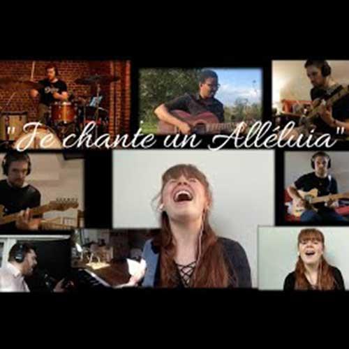 Chant du mois de juin : Je chante un Alléluia